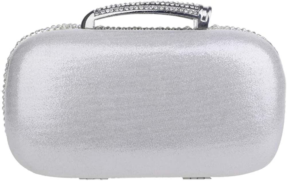 Clutch Purse Evening Bags For Womens Chain Dress Handbag Party Wedding Bead