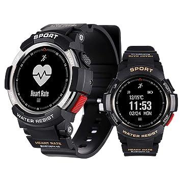 KDSFJIKUYB Smartwatch No.1 F6 Smartwatch IP68 Impermeable ...