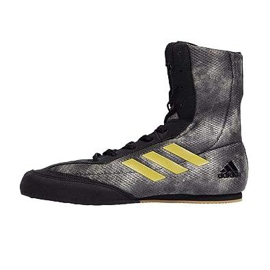 reputable site b7bdd 22bab adidas Box Hog Plus Boxing Shoes - SS19-5 Black