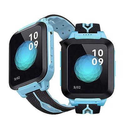 Amazon.com: Mugast GPS Smart Watch, One-Click SOS Cell Phone ...