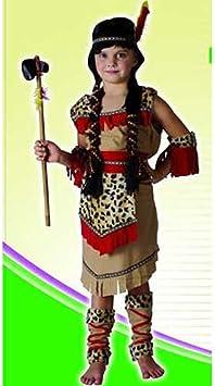 Disfraz niña India - talla 4 - 6 años: Amazon.es: Juguetes y juegos