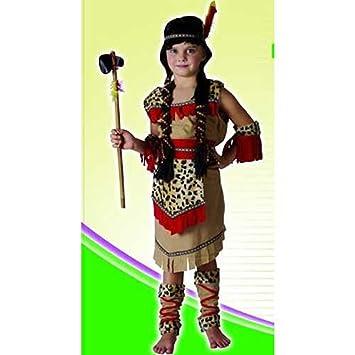 Disfraz India - Talla 6 - 8 años: Amazon.es: Juguetes y juegos