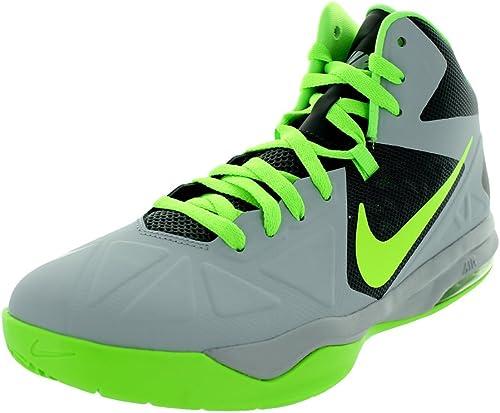 Nike Basket Shoes Air Max Body U (GreyFlash Lime) cod. 599350 003 EU 43 (27,5cm) US 9,5
