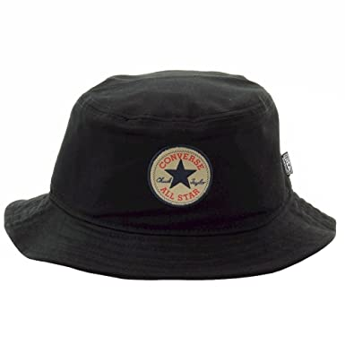 515dab0a Converse Chuck Taylor Navy All Star Bucket Hat-L/XL: Amazon.co.uk: Clothing