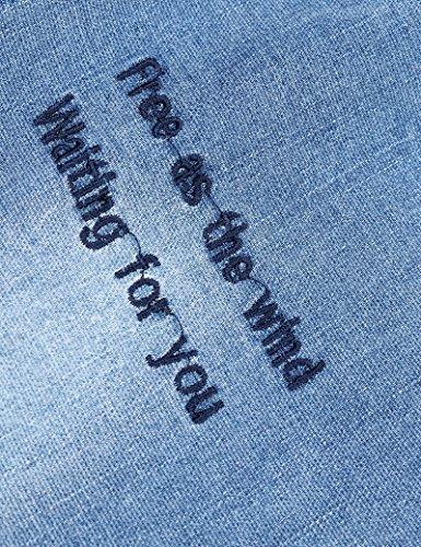 lorpops Boys¡¯ Punk Style Baggy Harem Elastic Waist Jogging Hip Hop Dance Sport Pants Plus (Blue, 5T) by lorpops (Image #3)