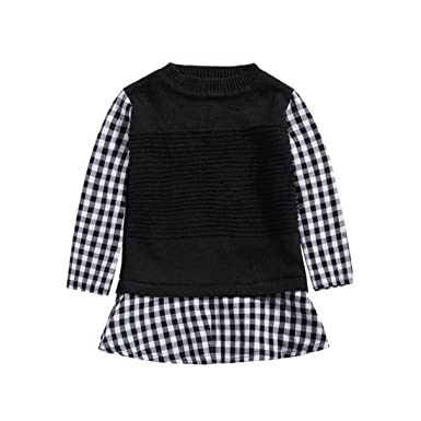 fafcfbc580cd Voberry 3-7 Years Old Kids Sweaters