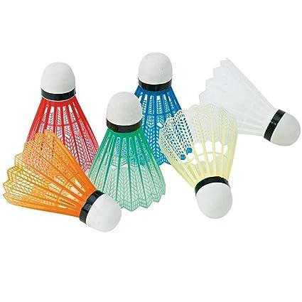 DrafTor - Bloqueadores de bádminton Coloridos, plástico Apto para ...