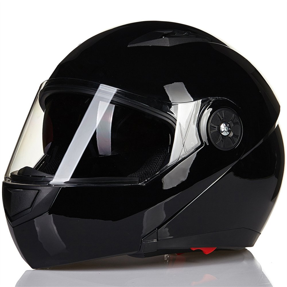ILM 8 Colors Motorcycle Modular Flip-up Dual Visor Helmet