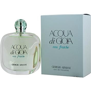 Giorgio Armani Acqua Di Gioia Pf Eau Fr Vapo 100 Ml Amazonde Beauty