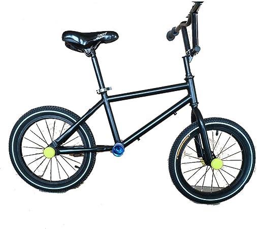 Impulsor Bicicleta para niños y niñas Los ninos Impulsor Aire niño equilibrar Coche Walker Phoenix Oro Inflable Wheel_12: Amazon.es: Deportes y aire libre
