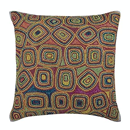 Amazon Designer Multi Color Decorative Pillows Cover Adorable Multicolored Decorative Pillows