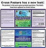 Green Pasture Blue Ice Royal Butter Oil / Fermented Cod Liver Oil Blend