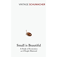 Small Is Beautiful: A Study of Economics as if People Mattered (English Edition)