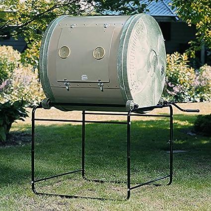 Mantis CT02001 Trommel Komposter Compostumbler 335 Liter