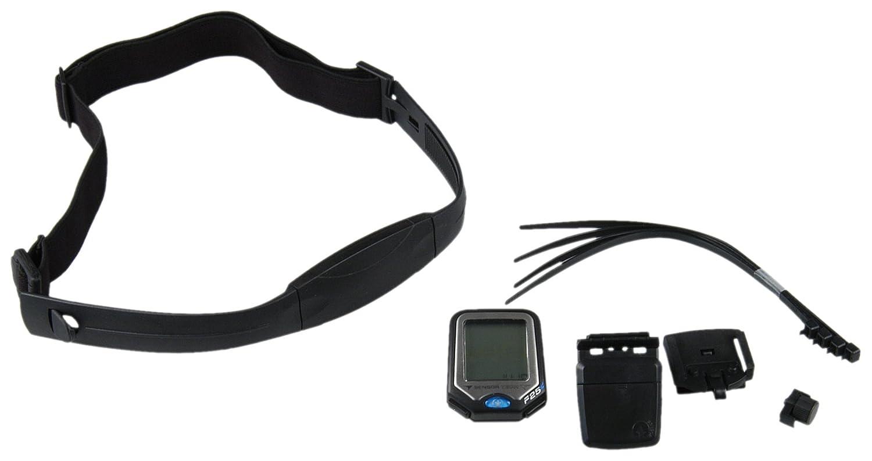 Profex Fahrradcomputer mit Puls-und Höhenmesser
