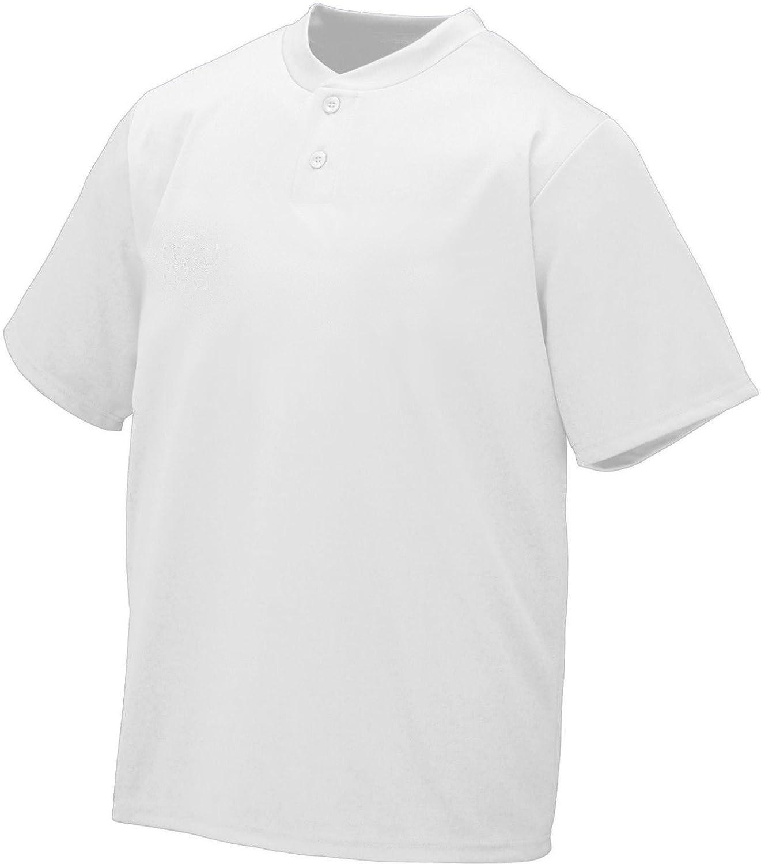 Augusta Sportswear SHIRT ボーイズ B00L8ATW96ホワイト Large