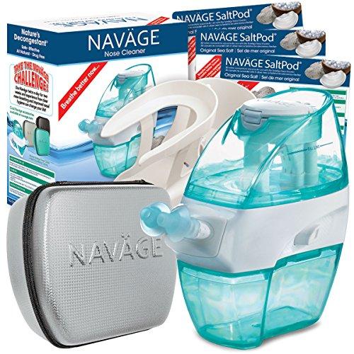 Navage Nasal Irrigation Deluxe Bundle product image
