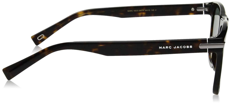 Marc Jacobs Marc 185 S T4 086 54, Montures de Lunettes Homme, Marron (Dark  Havana Gry Grey)  Amazon.fr  Vêtements et accessoires 14e2679ea324