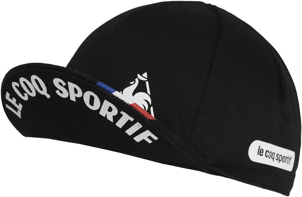 Le Coq Sportif – Gorra de Ciclismo Cap -: Amazon.es: Deportes y ...