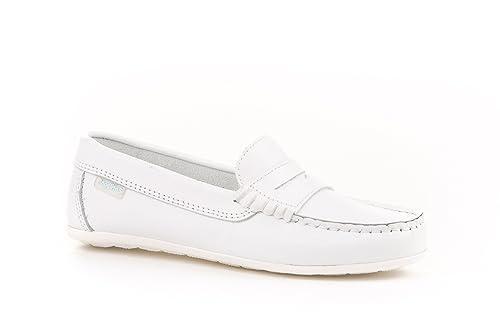 Zapatos Nauticos para Niños Todo Piel mod.544. Calzado Infantil Made in Spain, Garantia de Calidad.: Amazon.es: Zapatos y complementos