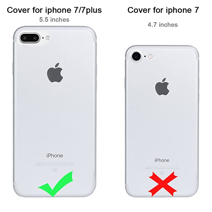 Sunroyal® para iPhone 7 Plus 5.5