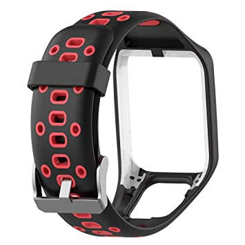 Amazon.com: Fewear 2019 Compatible for Tomtom Runner 2/3 ...