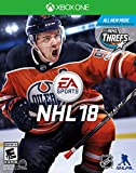 NHL 18 Xbox One Digital Code