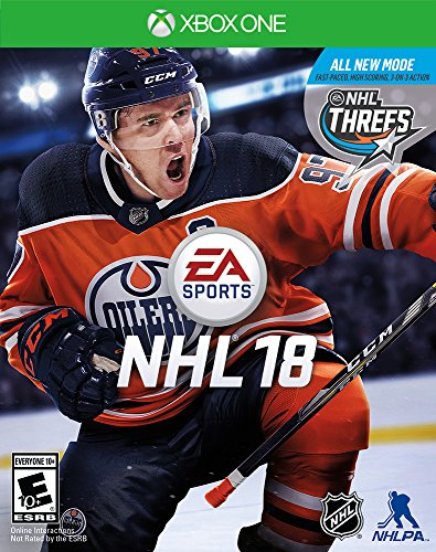 NHL 18 - Xbox One [Digital Code] by Electronic Arts