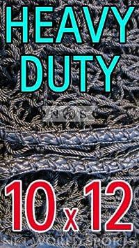 Net World Sports Baseball Net – 10 x 12 – Fully Edged Heavy Duty
