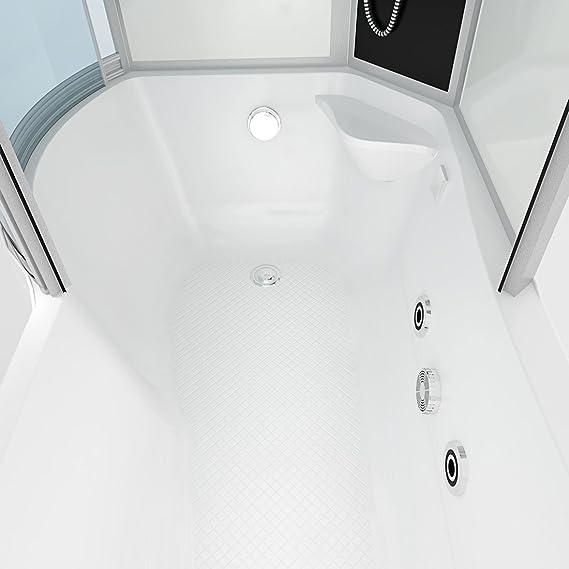Vapore acqua DTP8055-A007R bañera de hidromasaje bañera ducha ...