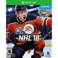 NHL 18 for Xbox One by Electronic Arts