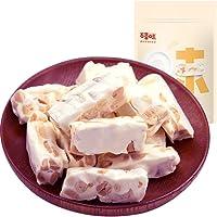 百草味 花生牛轧糖180g独立小包装 台湾风味 休闲零食