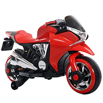 Toy Cars That You Can Drive >> Amazon Com Moerc Children S Electric Dual Drive Motorcycles