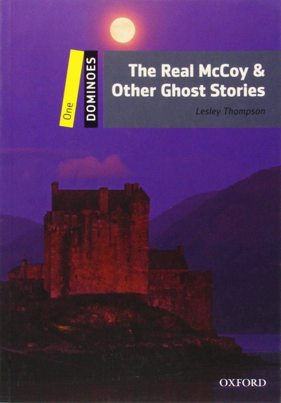 Download Dominoes: Level 1: 400-Word Vocabulary The Real McCoy & Other Ghost Stories pdf
