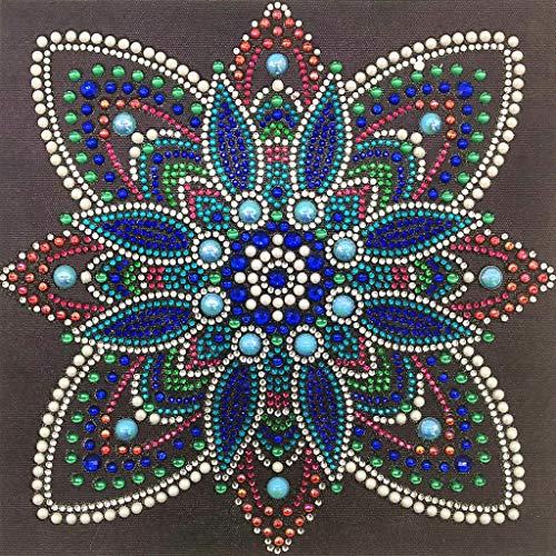 CHBC Flower 5D Special Shaped Diamond Painting Embroidery Needlework Rhinestone Crystal Cross Crafts Stitch Kit DIY -