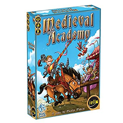 Medieval Academy Board Game: Toys & Games