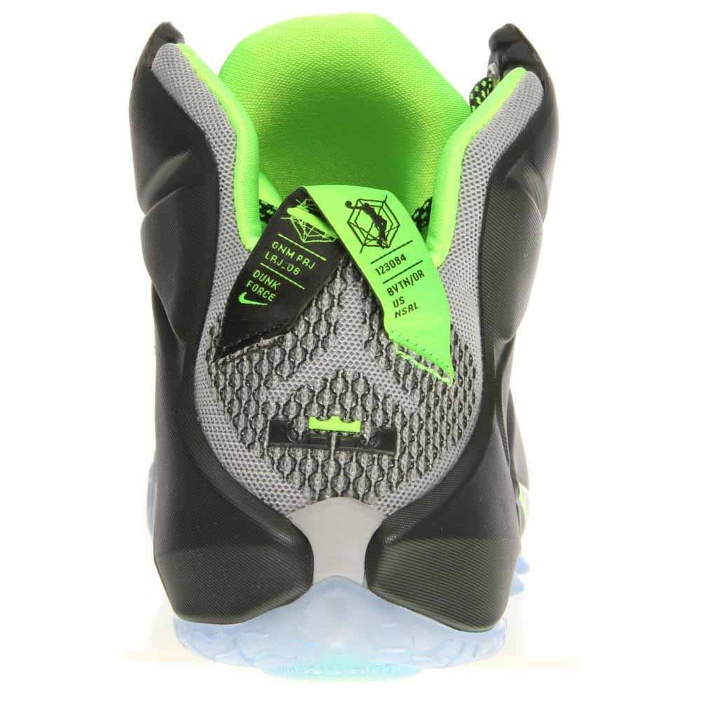 best service 82b01 baa21 ... australia amazon nike lebron xii mens basketball shoes 684593 001 wolf  grey reflect silver black electric norway ...