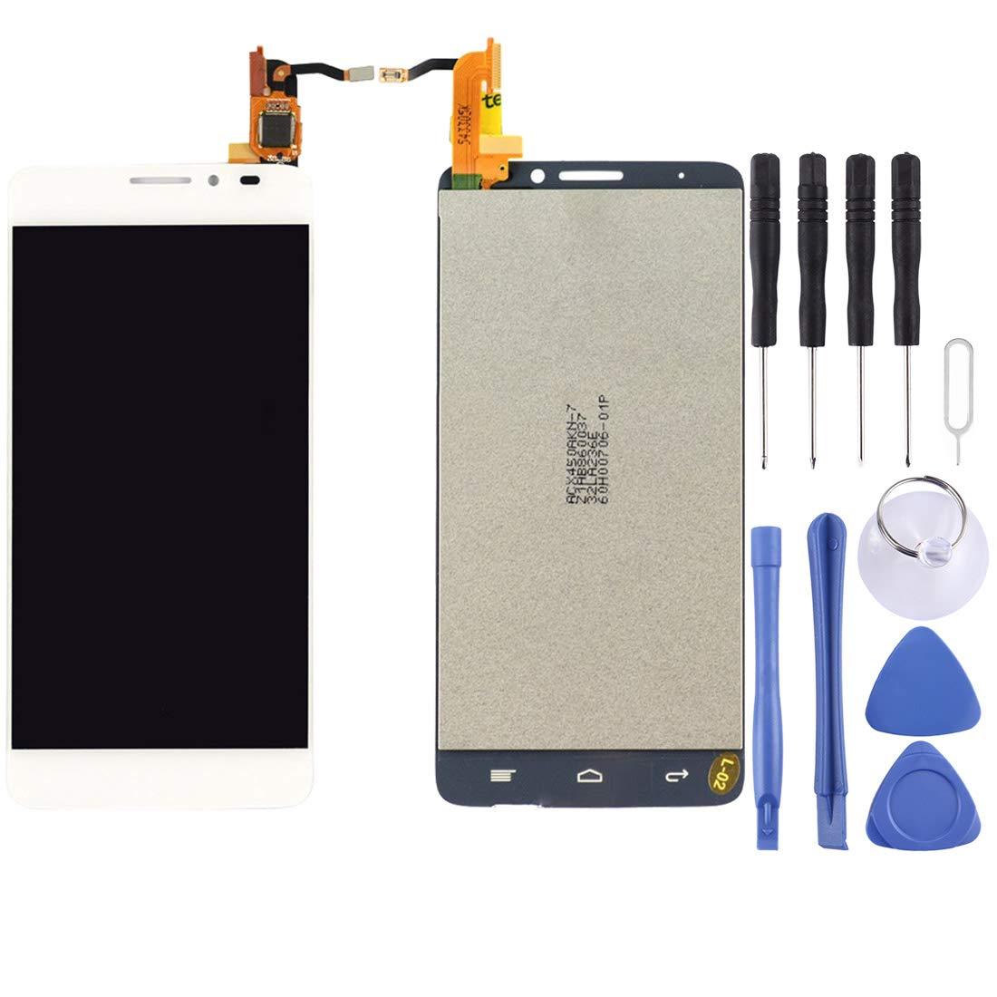 Flex Ca - Pantalla LCD de Repuesto para Alcatel One Touch Idol X ...