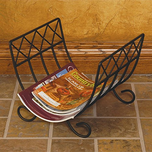 - J&J Wire Wood/Magazine Rack