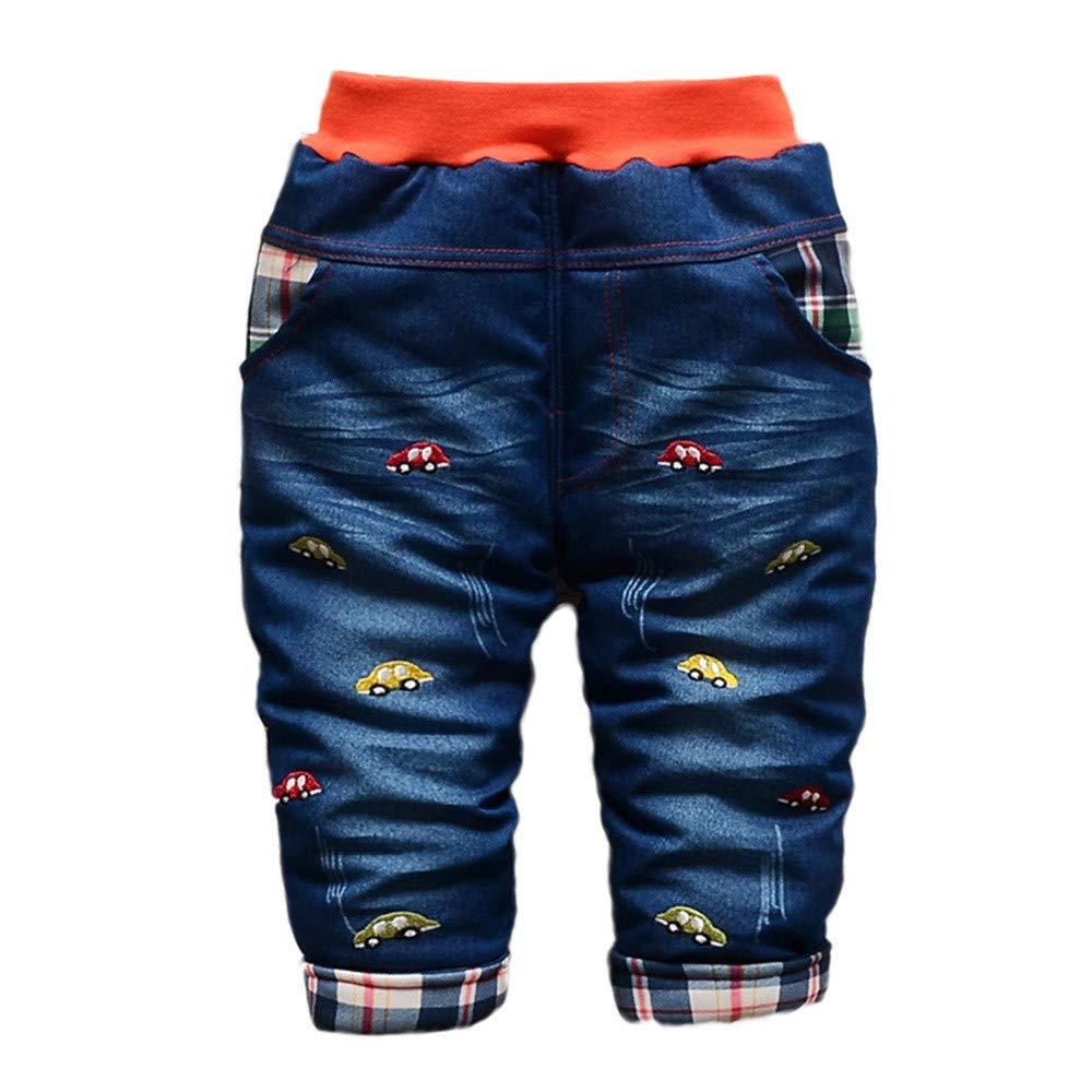 Lollyeca Baby Pants PANTS ユニセックスベビー 2-3 Years D B07JW9FCTG