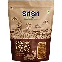 Sri Sri Tattva Organic Brown Sugar, 500g