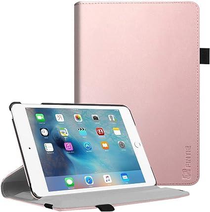 dernière sélection de 2019 économiser jusqu'à 80% bonne vente Fintie Coque iPad Mini 4-360° Rotation Housse Rotatif étui ...