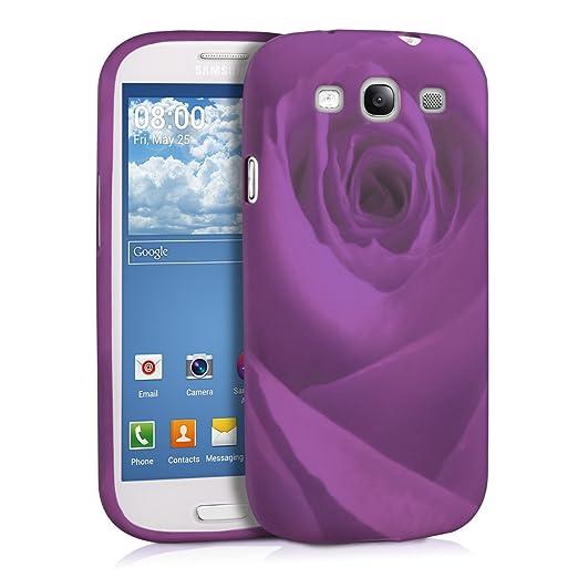 460 opinioni per kwmobile Cover per Samsung Galaxy S3 / S3 Neo- Custodia in silicone TPU- Back