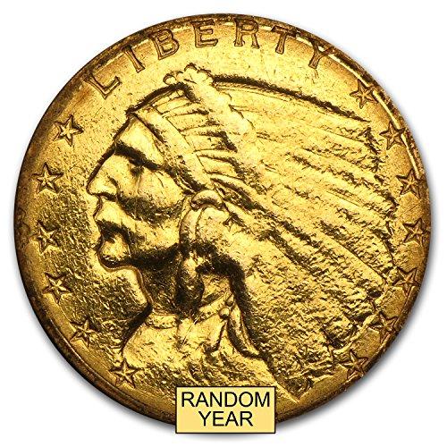 Gold Quarter Eagle - 4