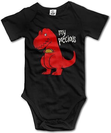 T-Rex Mexican Tyrannosaurus Dinosaur Baby Boys Girls Cute Baby Bodysuit Onesies