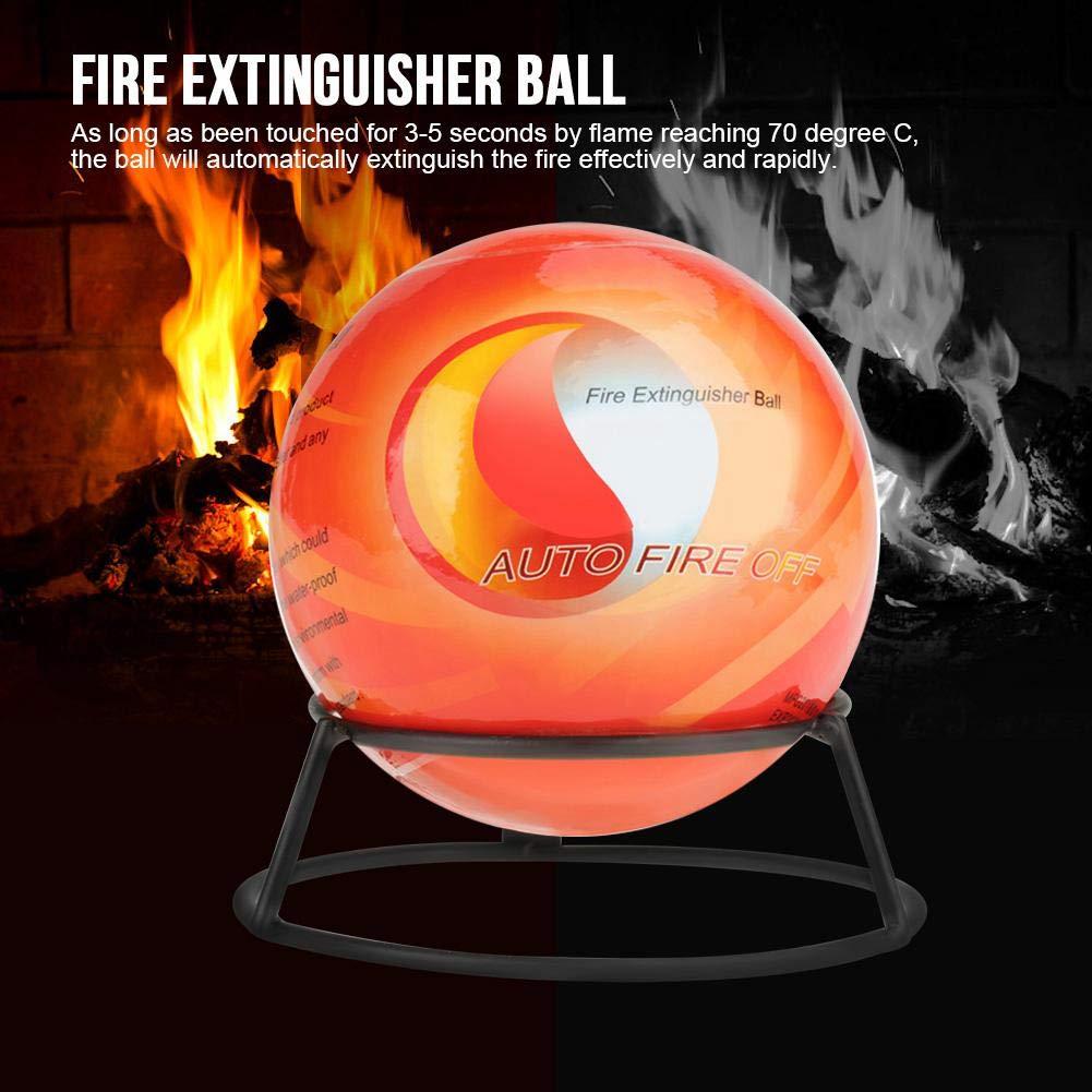 la boule dextincteur facile lancent la s/écurit/é doutil de perte de feu darr/êt 1.3kg La boule automatique dextincteur