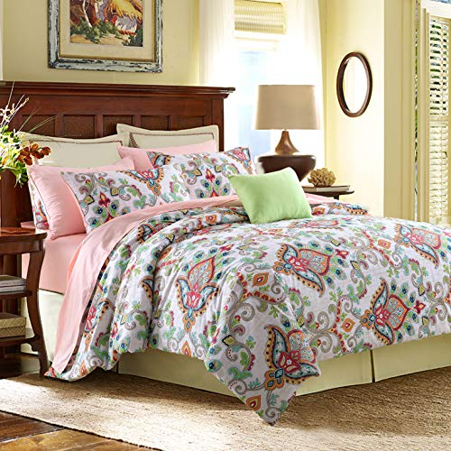 Cheap  Softta Bedding Damask Floral Medallion Pattern 3 pcs 1 Duvet Cover+ 2 Pillowcases Paisley..