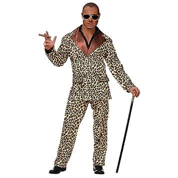 WID Disfraz de Carnaval Vestido Hustler Disco Style años 70 PS ...
