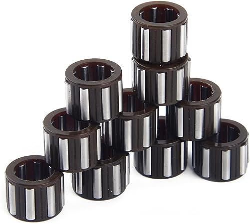 10PCS Clutch Needle Bearing For Stihl 044 046 MS440 MS460 036 MS361 064 066