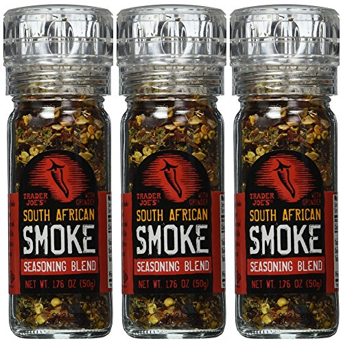 Trader Joes South African Smoke Seasoning Blend - 3 Pack